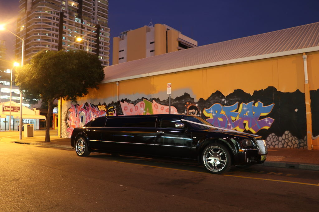Hobart Stretch Limousine